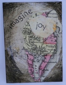 Imagine Joy ATCcopyright Robyn Hood Black