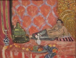 Classic Matisse at Metropolitan Museum of Art