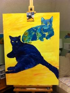 Big Cats Step 2