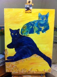 Big Cats Step 3
