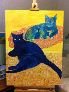 Big Cats Step 4