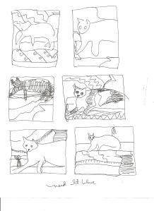 Sketches for Sansli
