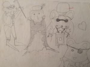 Steampunk mice.