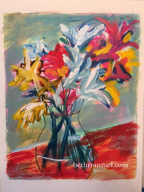 morgan flowers
